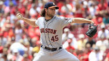 CINCINNATI, OHIO - JUNE 19: Gerrit Cole #45 of the Houston Astros throws a pitch against the Cincinnati Reds at Great American Ball Park on June 19, 2019 in Cincinnati, Ohio. (Photo by Andy Lyons/Getty Images)