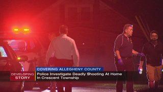 Homeowner shoots, kills man forcing his way into home