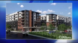 New apartment complex planned for area near SouthSide Works