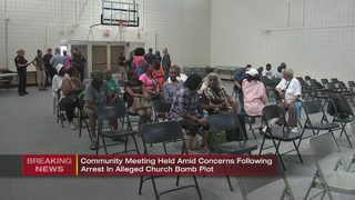 Northview Heights residents hold meeting to discuss arrest of terror suspect