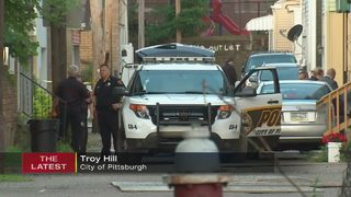 1 killed, 1 injured in Troy Hill shooting
