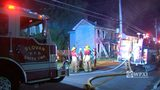 Family taken to hospital after Washington County house fire
