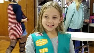 Girl scout killed by falling tree