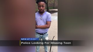 Pittsburgh police looking for missing 13-year-old