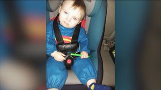Search continues for missing 2-year-old