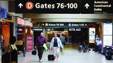 Passengers make their way through the airside terminal at Pittsburgh International Airport. Source: Joe Wojcik, Pittsburgh Business Tiimes