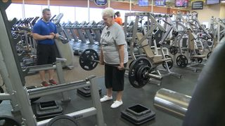 81-year-old grandmother holds powerlifting records | WPXI