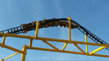 "New ""Steel Curtain"" coaster makes first test runs at Kennywood"