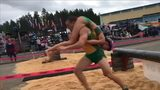 Finland wife-carrying championship