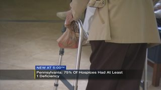 Federal data shows hundreds of hospice providers cited for major violations