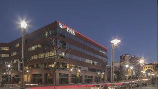 F.N.B. closing seven branches