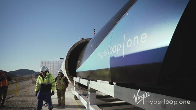 PITTSBURGH HYPERLOOP: Pittsburgh to Chicago Hyperloop