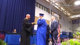 Silent graduation for student with autism