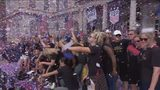 Victory parade honors U.S. women's World Cup champs