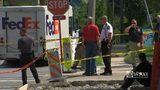 Woman dies after being pinned under FedEx truck in Ligonier
