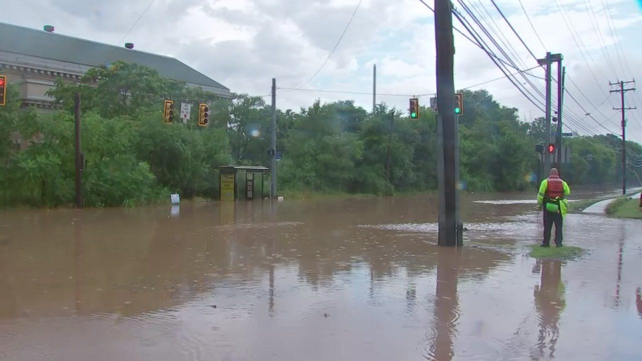 PITTSBURGH FLOODING: Heavy rain causes major flooding across