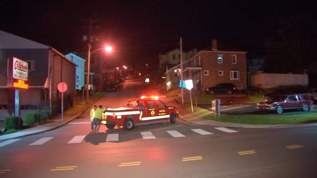 FREEDOM CRASH: Crash closes street for hours in Beaver County | WPXI