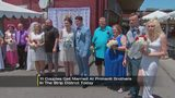 11 couples get married at Primanti Bros. in Strip District
