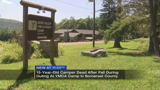 Teen boy killed after fall at YMCA camp