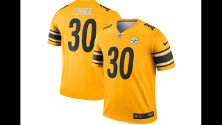sports shoes a1f33 f772e PITTSBURGH STEELERS: NFL releases new 'inverted' Steelers ...
