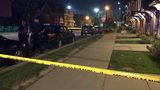 Police investigating after young girl shot
