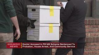 Local doctor sentenced in pill mill scheme