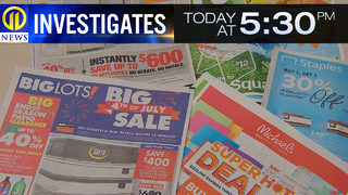 TONIGHT AT 5: Why sale prices may not mean you