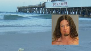 Father accused of throwing son in ocean
