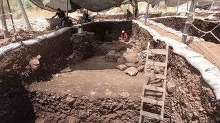 9,000-year-old village discovered near Jerusalem