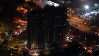 Residents describe Philadelphia fire