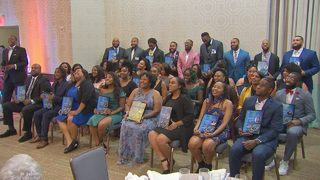 Young people celebrated at annual