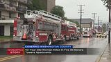 92-year-old woman dies after fire in Donora apartment building