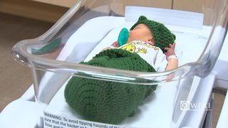 Magee Hospital babies are special dill-ivery today