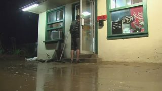 Several businesses, homes damaged by flood waters in Oakmont