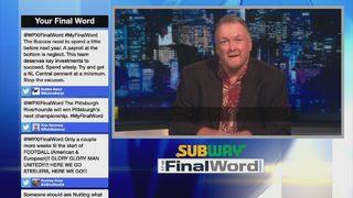 The Final Word- Segment 3 (7/21/19)