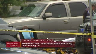 Sheer terror as shots ring out at Ross Township shopping center