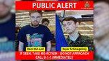 Missing teens now murder suspects