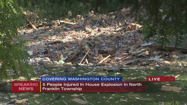 PITTSBURGH HOME EXPLOSION: Columbia Gas takes responsibility