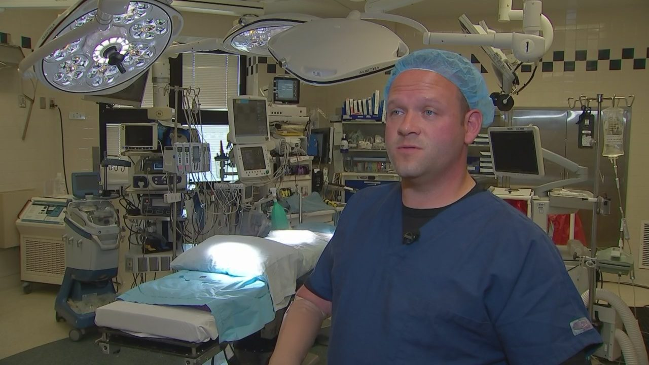 Proud to be from Pittsburgh: UPMC nurse anesthetist overcoming