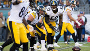 Pittsburgh Steelers center Maurkice Pouncey (53) Pittsburgh Steelers guard David DeCastro (66)