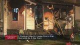 5 children killed in day care center fire in Pennsylvania