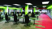 Edinboro University's new varsity eSports team facility