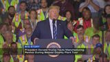 President Trump promotes turning natural gas into plastics in Pa.