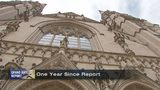 It's been one year since Pa. released grand jury report on sex abuse in Catholic church