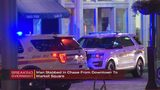Man stabbed in downtown Pittsburgh was chased to Market Square, police say