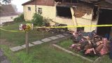 Elderly woman killed in fire at Chartiers home