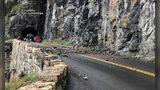 Utah girl killed by falling rocks