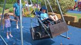 Inclusive playground opens at The Children's Home of Pittsburgh