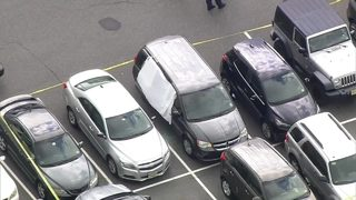 Toddler found dead in hot van outside New Jersey rail