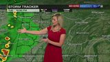 Showers and storms possible Tuesday night
